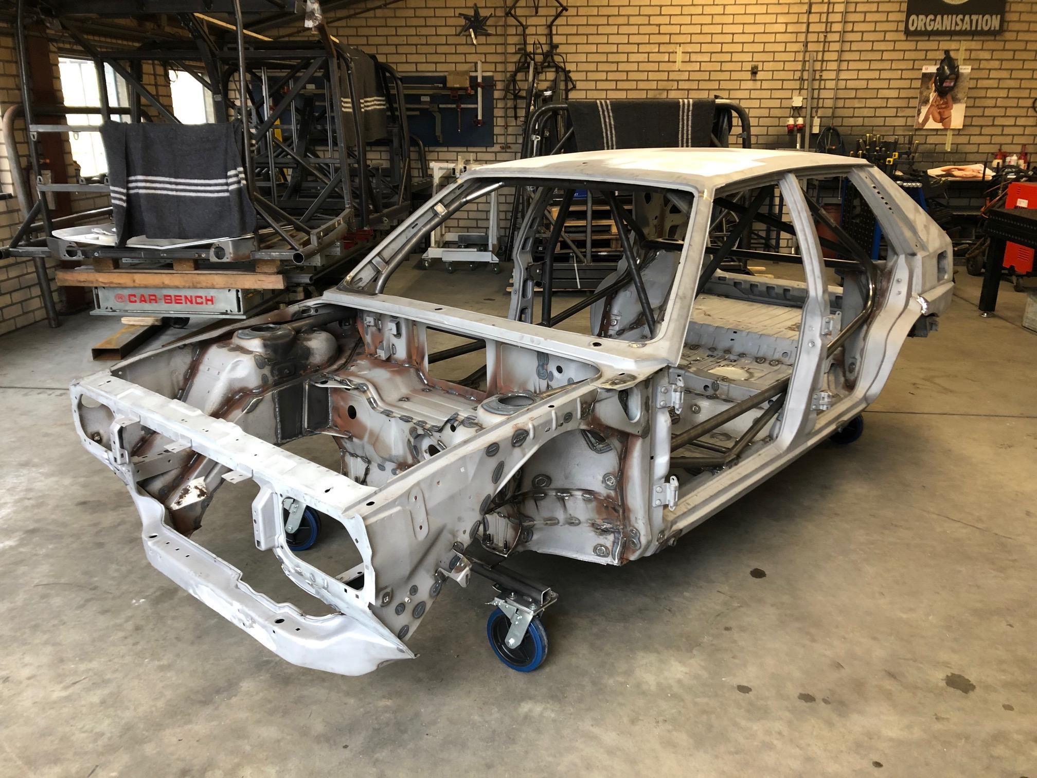 KNAF rolkooi Lancia Delta Integrale
