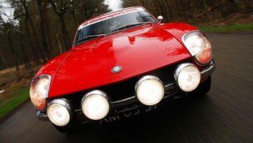 Datsun Z aandrijfas modificatie